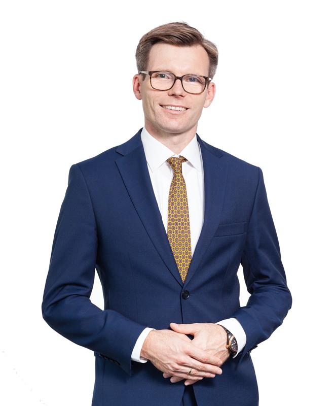 mec. Tomasz Makowski - Adwokat Gdynia