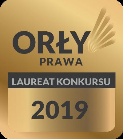 Nagroda Orły Prawa 2019